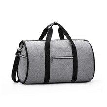 LOOZYKIY Dropshipping Waterproof Travel Suit Duffle Bag Trip Handbag Luggage Bags Business Large Portable Storage Shoulder Bag
