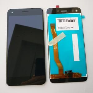 Image 4 - 2017 nouveau 100% test noir/blanc 5.0 pouces pour Huawei P9 lite mini écran LCD écran tactile numériseur assemblée sans/avec cadre