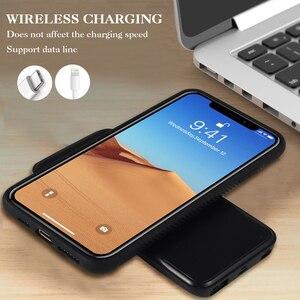 Image 4 - Iphone 11 11 プロケース 5000 mah勾配 2 で 1 磁気ワイヤレス充電器powerbank iphone 11 11 プロマックスバッテリーケース