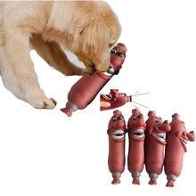 195*8 см salchicha de игрушка для нашивками perros cachorro