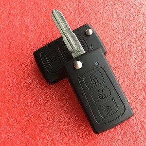 Image 2 - 3 düğmeler araba uzaktan anahtar 433Mhz ile ID48 çip büyük duvar GWM Haval H3 H5 Hover h3 h5 araba uzaktan anahtar kılıflı anahtar kılıfı