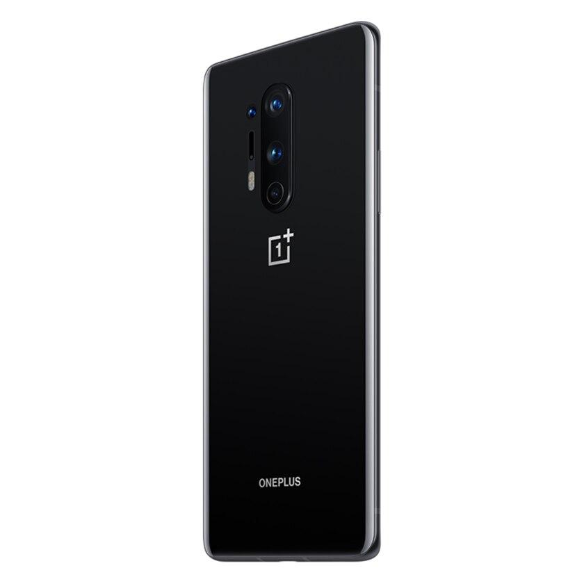 2020 globalny oryginalny telefon komórkowy OnePlus 8 Pro 6.78 cala 8G + 128G Snapdragon 865 2K 120Hz 48MP + 48MP NFC IP68 30W 5G Smartphone