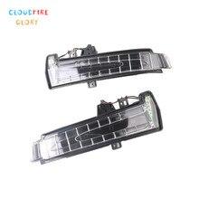 2129067401 2129067501 par esquerda direita porta espelho turno sinal indicador de luz lâmpada para mercedes-benz e350 glk350 s450