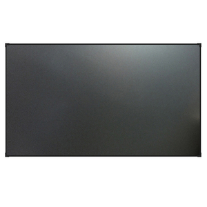 "Image 2 - ALR Ambient Light Rejecting  Projector Screen 100"" Ultra thin border for JmGO NEC EPSON UST 3D 4K UST projectors"