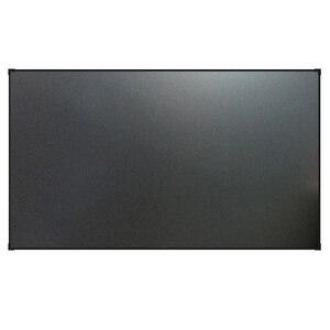 """Image 2 - Pantalla de proyector de luz ambiental ALR de 100 """", borde ultrafino para proyectores JmGO NEC EPSON UST 3D 4K UST"""