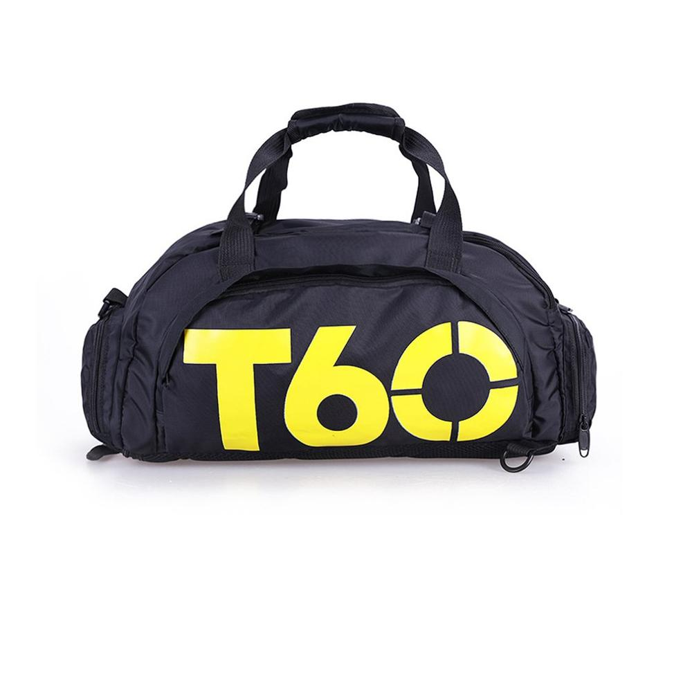 Outdoor Waterproof Gym Sports Bag Fitness Backpack Training Bags Outdoor Backpacks Men Sport Gym Bag Women Fitness