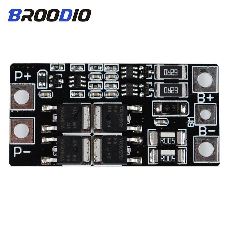 2S BMS 3,7 V 7,4 V 8,4 V 15A 20A 18650 lto литиевая батарея блок защиты схема эквалайзер плата Li-Ion балансировочный зарядный модуль