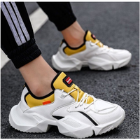 2019 Casual men chunky Sneakers Hip Hop Shoes japan fashion sneaker high platform Shoes zapatillas deportivas hombre