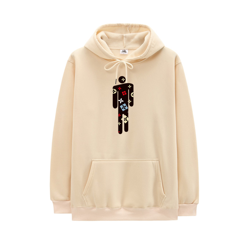 Billie Eilish Hoodie Men Women Hip Hop Cotton Hoodies Sweatshirt Billie Eilish Swag Funny Print Hoody Harajuku Hooded Streetwear