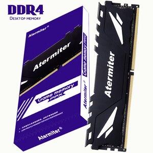 Atermiter 32GB 16GB 8gb 4gb PC Memory RAM Memoria Module Computer Desktop DDR4 PC4 4G 8g 16g 2400Mhz 2666Mhz DIMM 3000 2133 MHZ