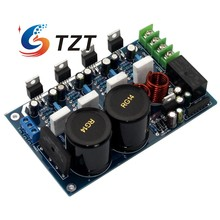 TZT Power Amplifier Board LM1875 Paralleling 2.0 50W+50W Audio AMP for DIY