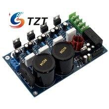 TZT güç amplifikatörü kurulu LM1875 paralel 2.0 50W + 50W ses AMP DIY