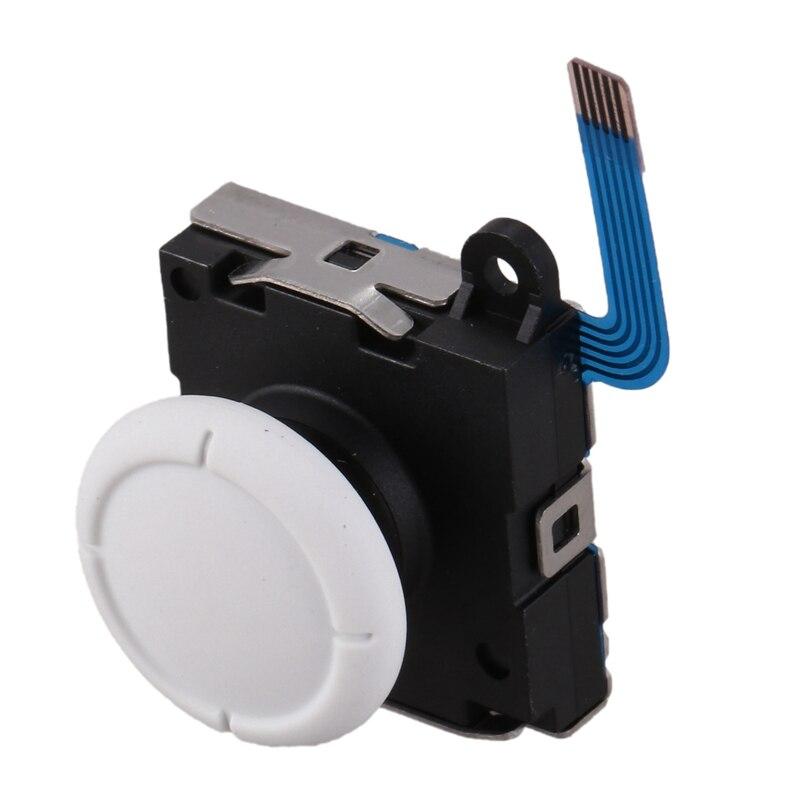 Wymiana czujnika analogowego joysticka 3D dla kontrolera Nintendo Switch NS Joy Con