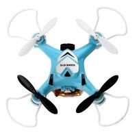 Mini Drone 2.4G 4 kanałowy Mini zdalnie sterowany Quadcopter Drone pilot zdalnego sterowania w czasie rzeczywistym transmisji śmigłowiec Quadcopter w Zewnętrzne narzędzia od Sport i rozrywka na