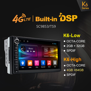Image 3 - Ownice Android 10,0 Octa Core 2 din Universal Für Nissan vw Toyota GPS Navi Radio Stereo Audio Player Bauen in 4G Moudule