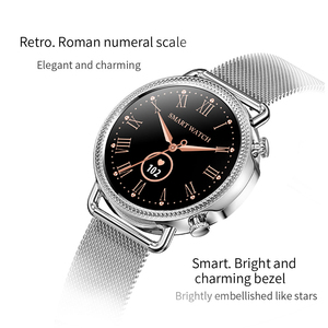Image 3 - V25 Smart Watch Women Body Temperature Smart Bracelet IP67 Waterproof Blood Pressure VS GW33 V23 Smartwatch Andriod IOS Phone