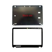מחשב נייד LCD כריכה אחורית/LCD לוח קדמי עבור HP Envy 6 6 1000 6 1005tx 6 1116t TPN C103 692382 001 שחור A ו b מקרה 7J260