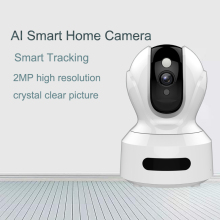 Move detection Two Way Audio  HD 1080P 2MP Night Vision IP Camera Wireless Mini Camera Home Security WiFi Camera support Alexa