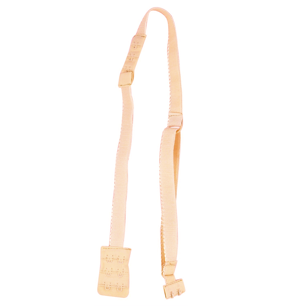 Women Low Back Bra Strap Adjustable Bra Strap Hook Converter Extender Ladies Backless Dress Wearing Clothing Accessories