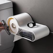 Многофункциональный держатель для туалетной бумаги стойка водонепроницаемая