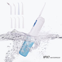 Oral Irrigator Tooth Water Cleaning Machine Personal Care Dental Teeth Whitening Spa Instrument Dental Travel Personal Care