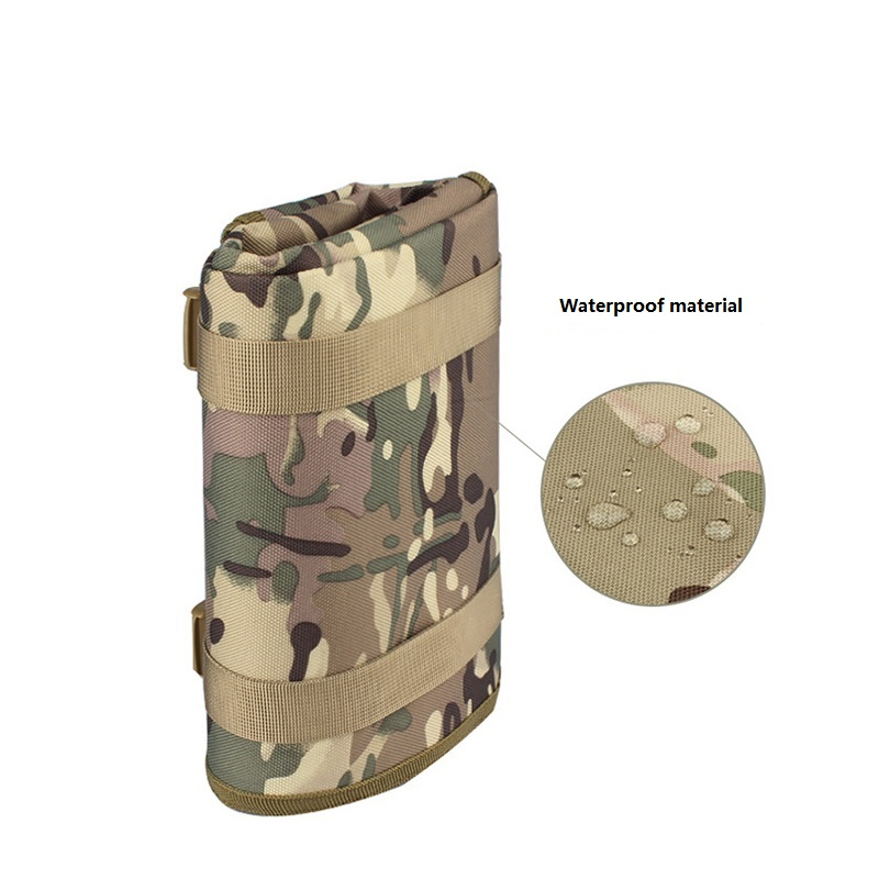 Image 3 - Outdoor Gathering Mat Shooting Pad Nonslip Roll Up Portable Shooting Mat for Outdoor Training Camping Airsoft Folding Mat GearHunting Gun Accessories   -