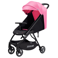 Adjustable Four Wheels Safe Convenient Baby Stroller High Quality Aluminium Alloy Kids Outside Stroller with Lever Function