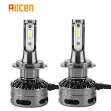 2 UNIDS DC 9-32V 6000 K decodificador de coche de conjunto de luces de conducción de alta potencia destaca automóviles LED día del coche