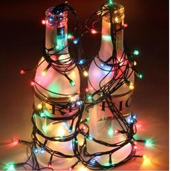 4.5m colurful plug Christamas LED String Light Christmas Events Party Decoration Lights Holiday
