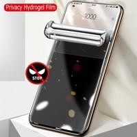 Hydrogel Film Für Samsung Galaxy S21 S10 Plus Privatsphäre Peep Weichen Bildschirm Protector Für Samsung S20 FE Hinweis 10 Plus schutz Film