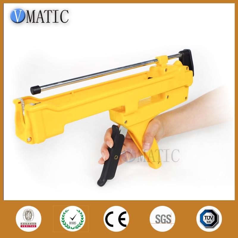 Free Shipping 345ml/cc 10:1 AB Glue Manual Caulking Gun