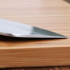 Image 2 - Cleaver bıçak japonya mutfak şef bıçağı ahşap saplı et meyve sebze balık kasap bıçağı çin Cleaver yüksek karbon bıçaklar