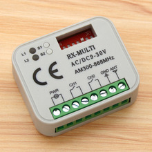 315mhz 433mhz 868mhz ditec,sommer,liftmaster,marantec,hormann fixed rolling multi code remote control Receiver
