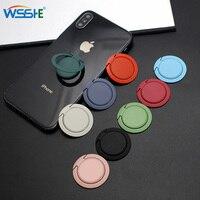 Soporte Universal de lujo para teléfono móvil, accesorios para el dedo para iphone 12 pro