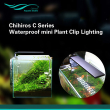 Chihiros C Серия стиль ada растение светодиодный светильник мини нано клип водостойкое водяное растение для аквариума аквариум командор умный контроллер