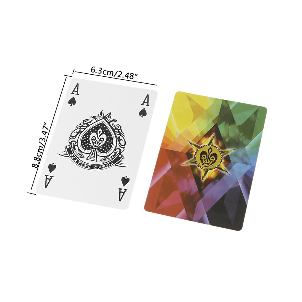Professional Magic Playing Card Magician Props Night Club Bar Party Poker Cards