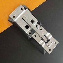 С кронштейном крепления прицепа грузовик дверной крюк Универсальный нержавеющая сталь позиционирование легко установить Т-образная Пряжка RV прочный