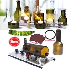 Резак для стеклянных бутылок толщина резки 3-10 мм алюминиевый сплав лучший контроль резки создание стеклянных скульптур