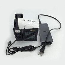Dla Inspire Matrice M100 baterii stacja ładująca baterii Manager 26.3V ładowarka Adapter równolegle ładowania płyty dla DJI Inspire 1