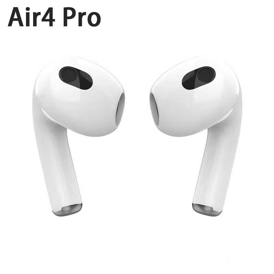 Беспроводные TWS наушники Air4 Pro, сенсорные наушники-вкладыши 10D С супер басами, Bluetooth наушники-вкладыши, обновленная версия Airoha с чипом 1562M, PK i500...