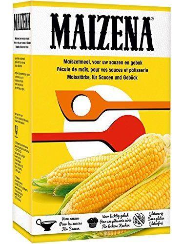 Harina Fina De Maiz Sin Gluten Maizena 400 Gr