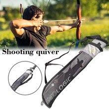 Arrows-Bag Quivers 55cm Black Outdoor-Sports Strong