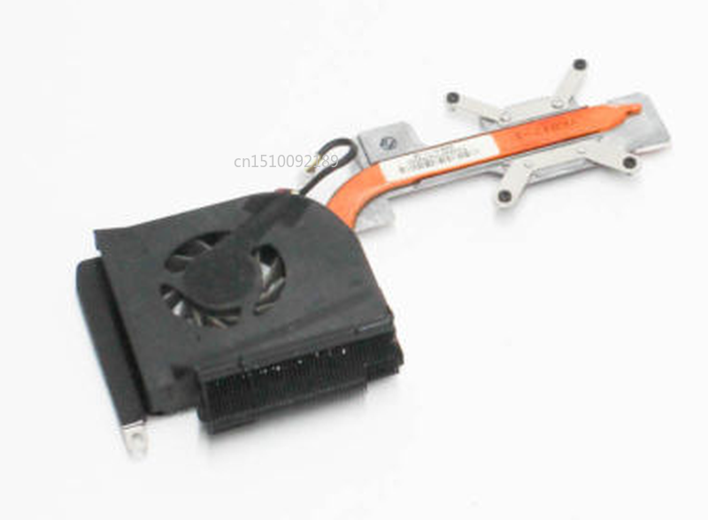 Free Shipping Working Good Cooler For HP Pavilion DV6000 Series Laptop Cooling Fan With Heatsink 451860-001 FOR AMD UMA Model