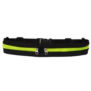 YUYU Waist Bag Belt Bag Running Waist Bag Sports Portable Gym Bag Hold Water Cycling Phone bag Waterproof Women running belt 7