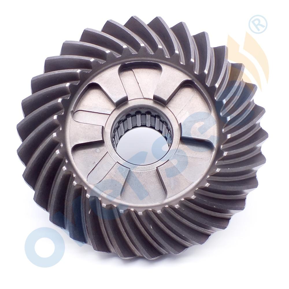 For TOHATSU NISSAN Motor 40-50 HP NSD40A//NSD50B Gear engranaje 3C8-64030-0 24T