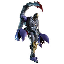 Novo elemento de transformação te scorpion scorponok mm003 metal bw modelo figura ação brinquedos com caixa