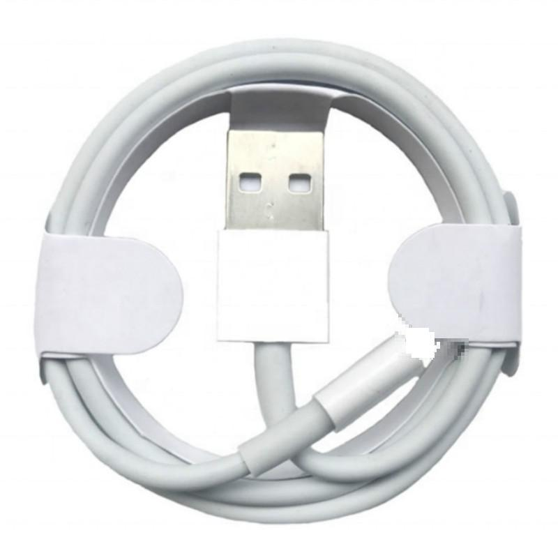 High Speed 2.4A 1m 1.5m 2m USB Data Sync Charger Cable for iPhone 5 5S SE 6 6S 7 8 Plus X XS Max XR Fast Charge Wire Cord