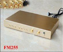 Weiliang áudio clone fm255 hi-end pré-amplificador