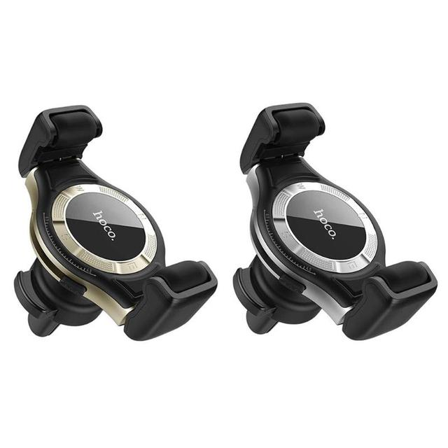 HOCO S1 Lite Clip Adjustable One Hand Operate GPS Air Vent Car Phone Holder Support Dropshipping