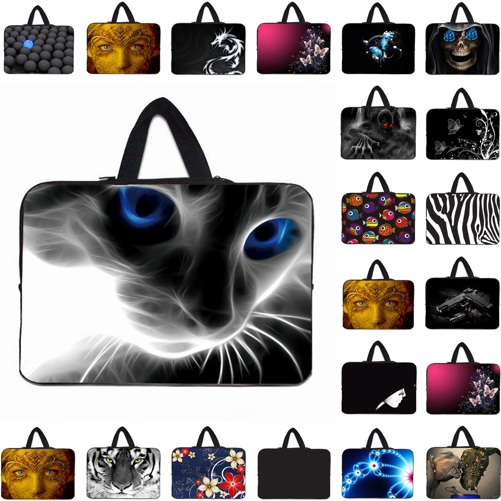 Computer Notebook Laptop 10 11.6 12 13 13.3 14.1 15 16.8 17 Netbook Tablet Chromebook Carry Bag Case <font><b>Funda</b></font> <font><b>Portatil</b></font> <font><b>15.6</b></font> Bolsas image